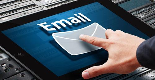 メール申込み